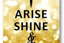 Arise Shine & Sparkle