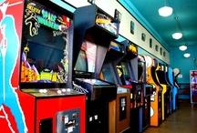 Vintage Video Arcades! / by Schultzcore