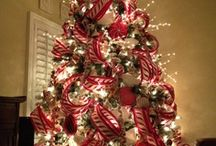 Decorated tree inspirations / At Festive we design Christmas decorations and trees, every year we have 7 themes (5 traditional and 2 fashion themes). In each theme we decorate our Festive trees to suit the theme... Here's some of our inspiration