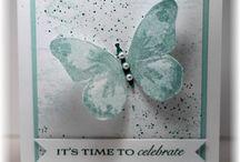 Birds & Butterflies Wedding Theme