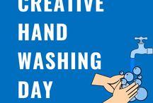 Hand Washing Day Slogans