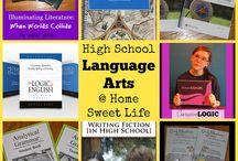 High School homeschooling