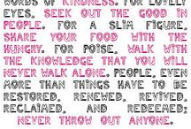 Favorite Quotes / by Lisa Shaw