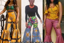 Ladies pants / This is where you can all types of ladies pant style