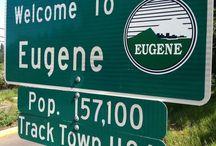 Track Town U.S.A. / by Eugene Marathon