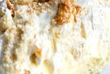 Pie / Banana pudding