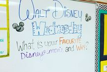 White Board Writing Starters