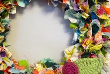 Fabric Crafts / by Kirsten Wright