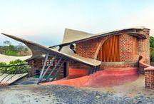Idea for exhibition centre
