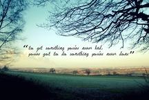 Words. / by Bailey Simon