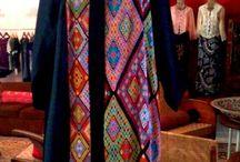Indah's closet