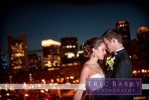 Seaport Hotel Wedding / Wedding photos at the Seaport Hotel in Boston by Eric Barry Photography