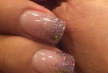 SNS nail colours