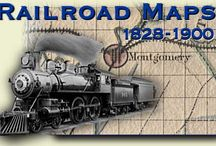 Railroads / The #history of #railroads in America is fascinating. This board is to facilitate discovery.