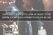 Bands and lyrics