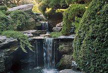 Water Features, Cascades, Fountains and Ponds