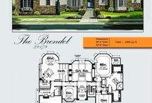 AHP | French Country House Plans / Our collection of French Country style House Plans available for sale at advancedhouseplans.com