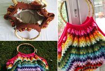 Hobby: strikke-hekle-sy