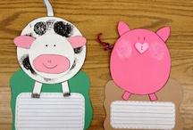 Pre-K Farms/Pigs