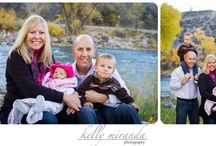 Family of Four Portrait Poses