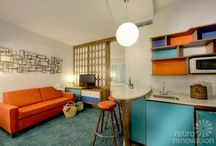 Rooms / Comfortable rooms to live