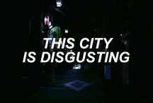 g o t h a m / the most horrible city