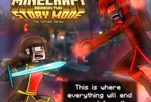 Minecraft:Story mode✨