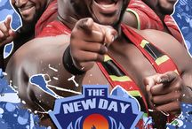 My Boys (The New Day) / Ohhhh Pinterest!!!! Don't you dare be sour!!!! Clap for your world famous 2 time champs, and feeeeel the POWER!!!! It's a new day, yes it is!