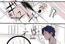 Akashi x Kuroko