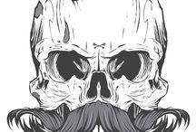 Skull-bard