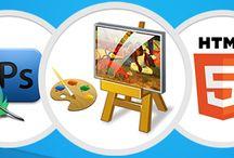 Outsource Web Design Services India