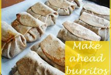 Make ahead & crockpot meals / by Nikki Peterson