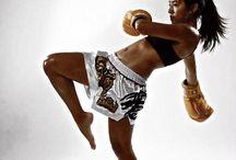 Martial arts 〰