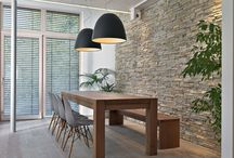 Stonepanels / muurstrips / Stonepanels / muurstrip tegels