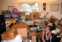 Home Office Organizing / Professional Organizer Houston | Personal Organizer Houston | Closet Organizer Houston | Residential Organizing Houston. Home Office Organizing Houston