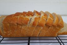 Gluten Free Baking / Baking Gluten Free without using xantham or guar gum as thickeners.