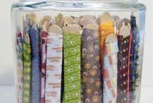 Craft Room ideas / How to decorate and organize craft supplies