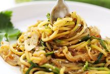Zucchini Noodle Dishes