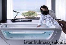 İstanbul Masaj Salonları / Masaj Salonu ve Bayan Masözler