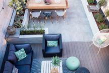 Tuin lounge