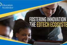 Intel Education Accelerator / Intel Education Accelerator helps education, technology and business professionals advance educational excellence with mentorship, funding and insights.