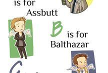 ABC of supernatural