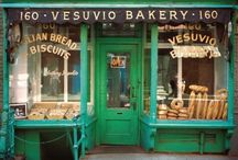Shop fronts / by Teresa Ames