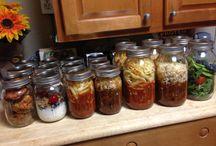 Alicea Mason Jar Food Prep / 4 week challenge