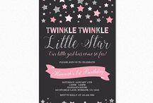 Twinkle Twinkle Little Star Birthday Party / Twinkle Twinkle Little Star Birthday Party ideas #twinkletwinklelittlestar #twinkletwinklelittlestarinvitation #twinkletwinklelittlestarinvites #twinkletwinkle #littlestar #twinklelittlestarbirthdayparty