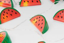 Summer Homeware Ideas / Summer Homeware ideas and inspiration from across the internet