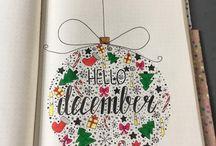 december bujo