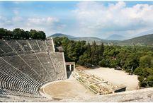 Epidauros Greece