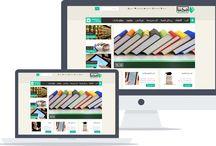 أعمال شركة عرب نيوتك في تصميم المواقع
