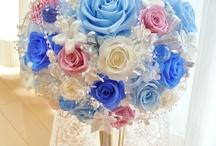 あお…blue♡